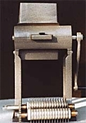 Pioneer Hand Operated Meat Cuber / Tenderizer