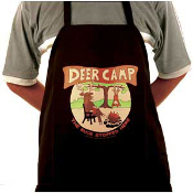 Deer Camp Apron
