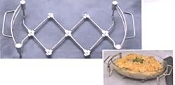 Expanding Trivet and Dish Holder