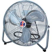 "18"" High-Velocity Floor Fan"