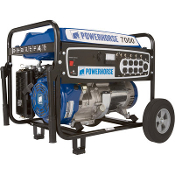 Powerhorse Portable Generator — 7000 WATT