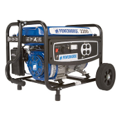 Powerhorse Portable Generator — 2200 Watt