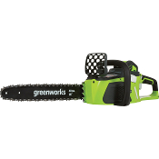 GreenWorks G-MAX 16 Inch 40V Li-ION Chain Saw