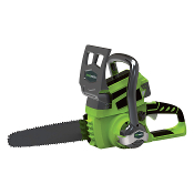 GreenWorks 24v Cordless 10 Inch Li-ION Chain Saw