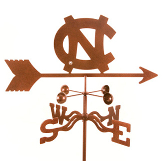 Weathervane - University of North Carolina