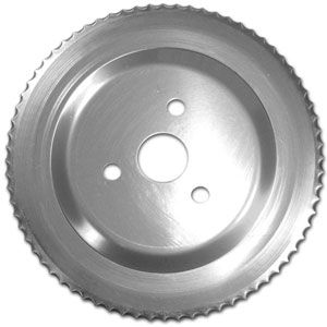 "Replacement Serrated Blade for 9"" Food Slicer"